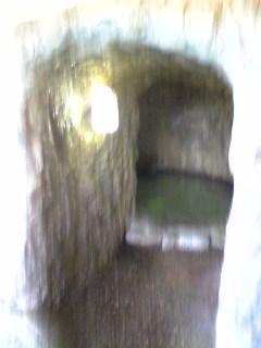 穴ゆっこの洞窟