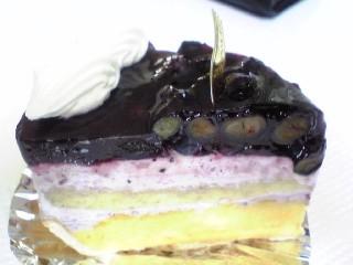 ブルーベリータルト