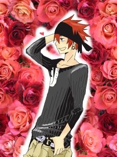 薔薇とラビ
