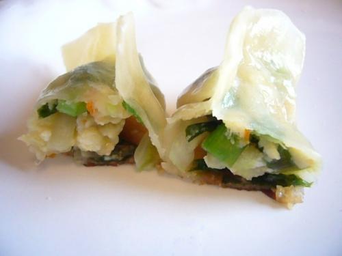 veggie dumpling5