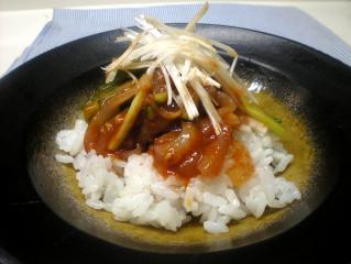 イカフェ丼