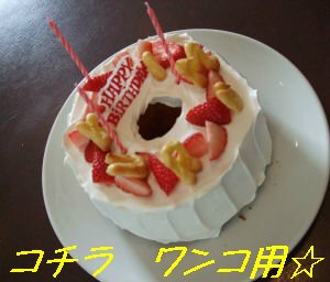 ワンズケーキ