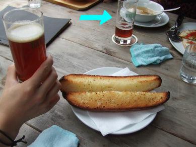 ガーリックパン