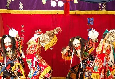 吉田神楽団1 042