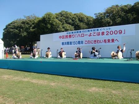 2009中区民祭り1