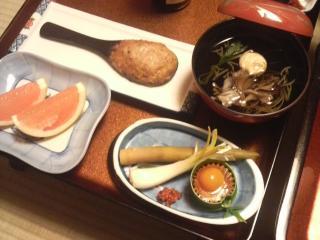 はるみや夕食090321-2