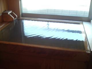 横手部屋風呂