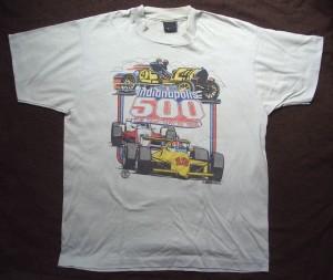 Tシャツインディ500T