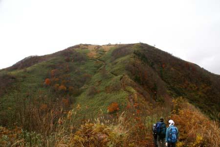 鉢伏山(1114mピークより)