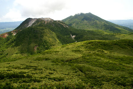 《山紀行682》 余市岳・ニセコアンヌプリ・羊蹄山 - 京都比良山岳会 活動報告