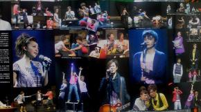 『Triangle』舞台写真のPHOTOBook 800円