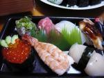 誕生日 寿司