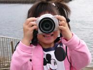 ぷに子と新しいカメラ
