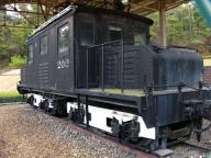 名鉄瀬戸線電気機関車「デキ202」