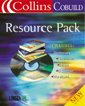 COLLINS COBUILD RESOURCE PACK CD-ROM