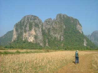 Pha Daeng Mountain