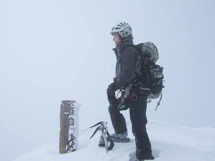 オプタテシケ山頂上2-1