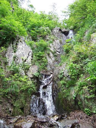 一の沢滝-1