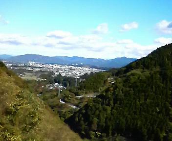 浦山ダム20091103_002