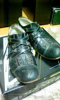 カジュアル靴