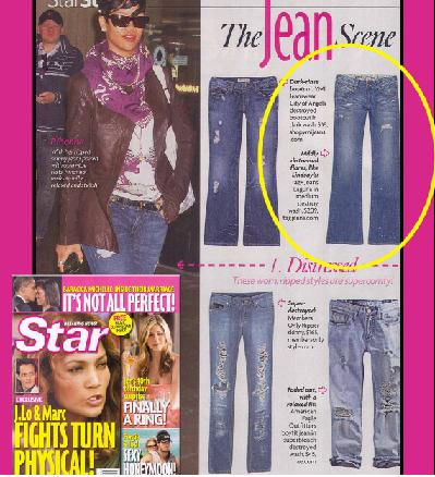 Tag Jeans  Tag Elements