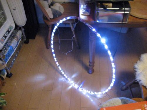 LEDリング3