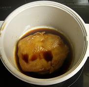 鶏肉の照り煮2
