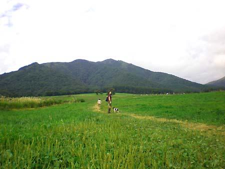 蒜山高原でっす