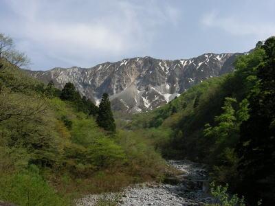 大山(北壁)