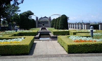 イタリア山手庭園
