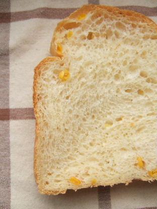 コーン&マヨネーズのパン