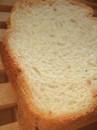 ベーコン&マヨネーズのパン