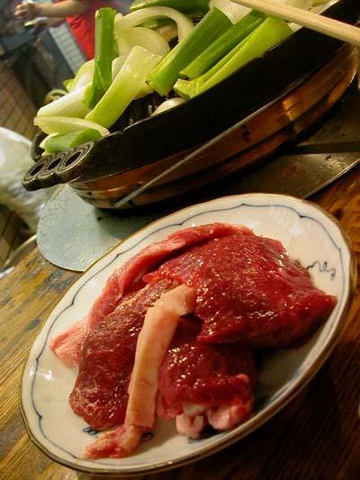 だるまの肉