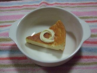 ヨーグルトケーキ