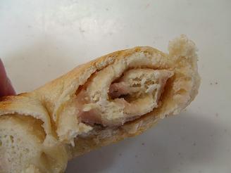 カロン 桜クリームチーズベーグル3