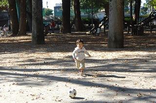 s-公園で
