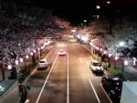 2008中野通りの桜