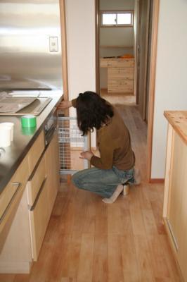 キッチンワックス