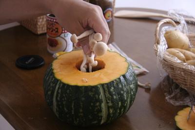 焼きかぼちゃ - 03