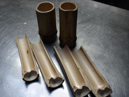 5竹カップ