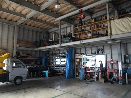 4斐太ヂーゼル工場