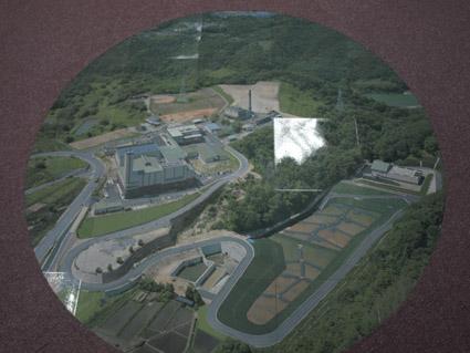1環境センター全景