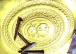 キッコロとモリゾー彫金
