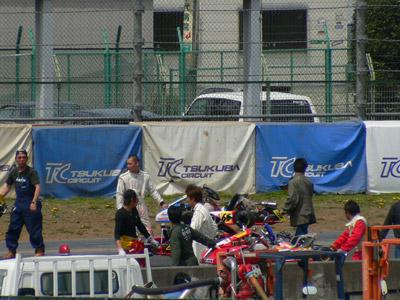 VICIC 東日本シリーズ第1戦 筑波