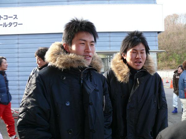 2007FCJ第5戦・もてぎ・栗原正之初優勝