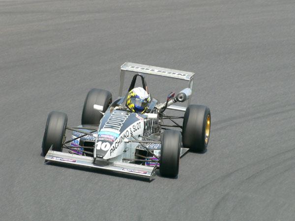 06年8月・つくばサーキット・安達元気選手・#10