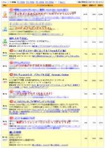 ブログランキング1-26-1