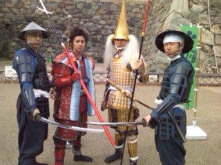 名古屋武将隊1