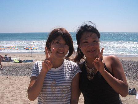 kiyomi and mai