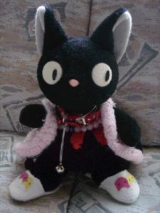 魔女猫のスリッパにゃん☆.:゚☆.:゚☆.:゚